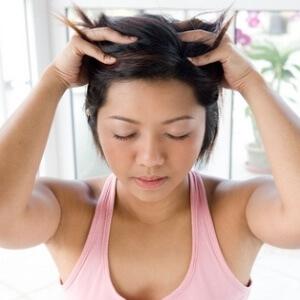 head massage for migraine