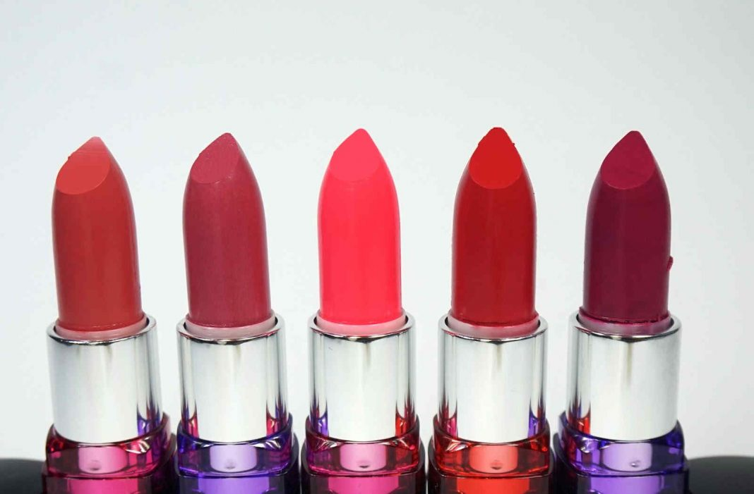 b4ca7d3ad Maybelline Color Show Lipstick Review