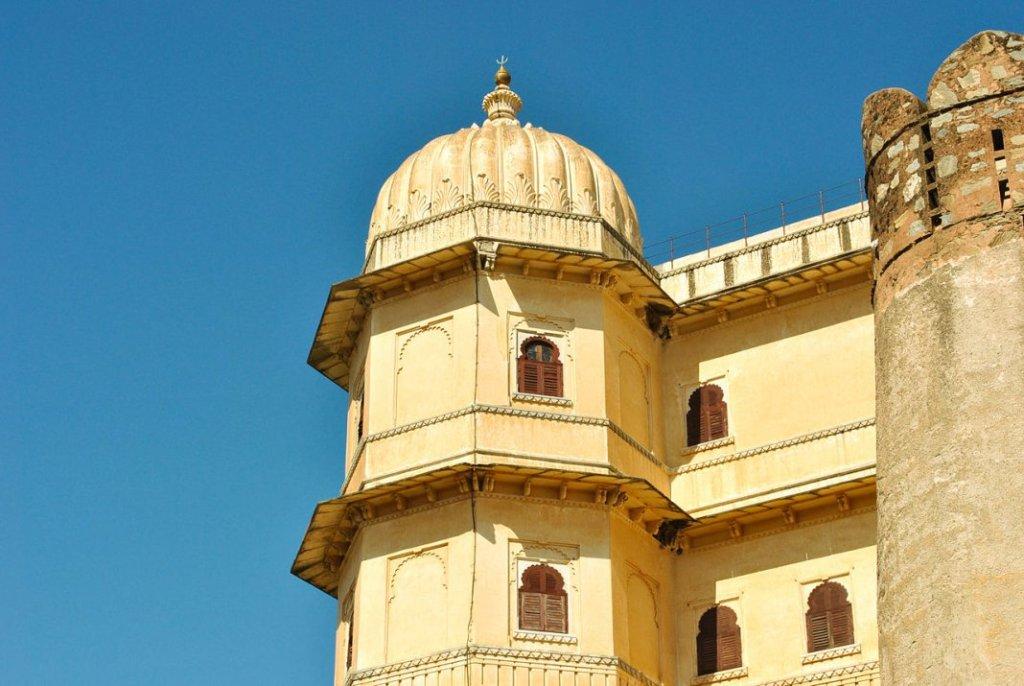 Kumbhalgarh fort in Udaipur