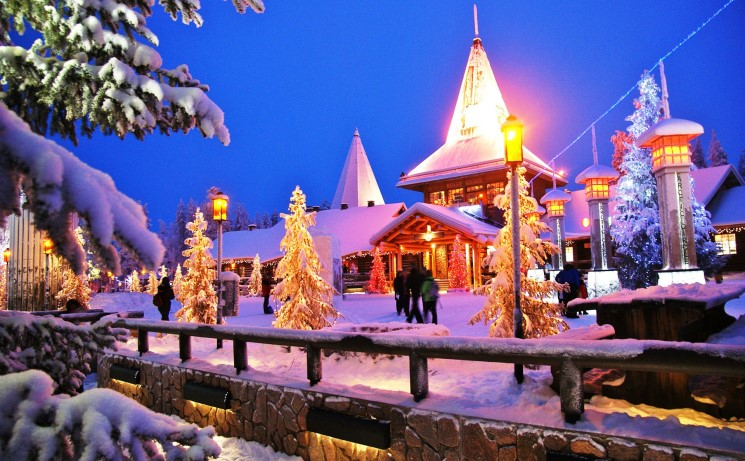 10 best christmas places to visit - Best Places To Visit During Christmas