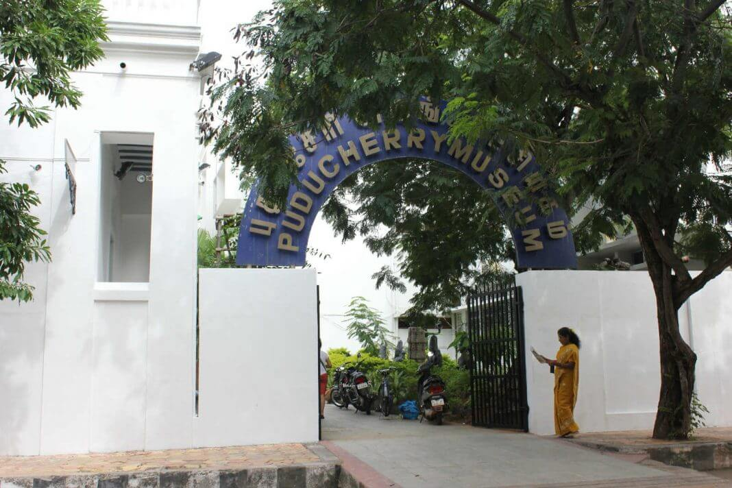 Pondicherry Museum Places to visit in pondicherry