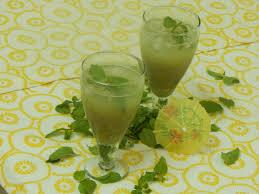 Refreshing Drink of aam