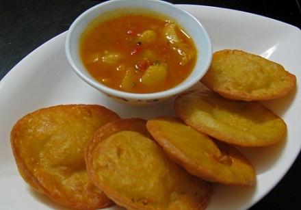 A favorite Jharkhand Dish
