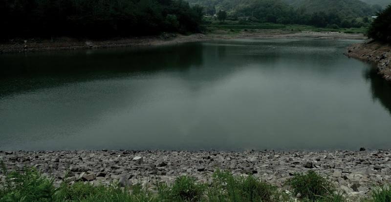 A death calling river