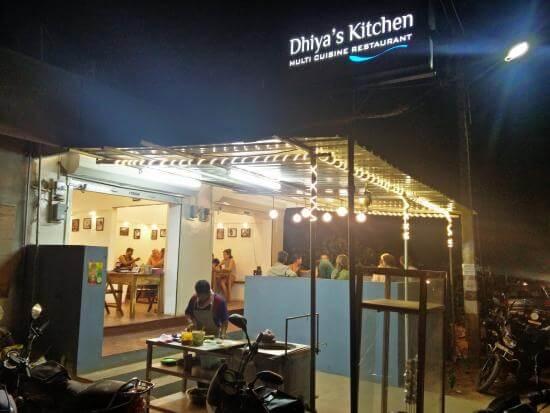 Dhiya's Cafe