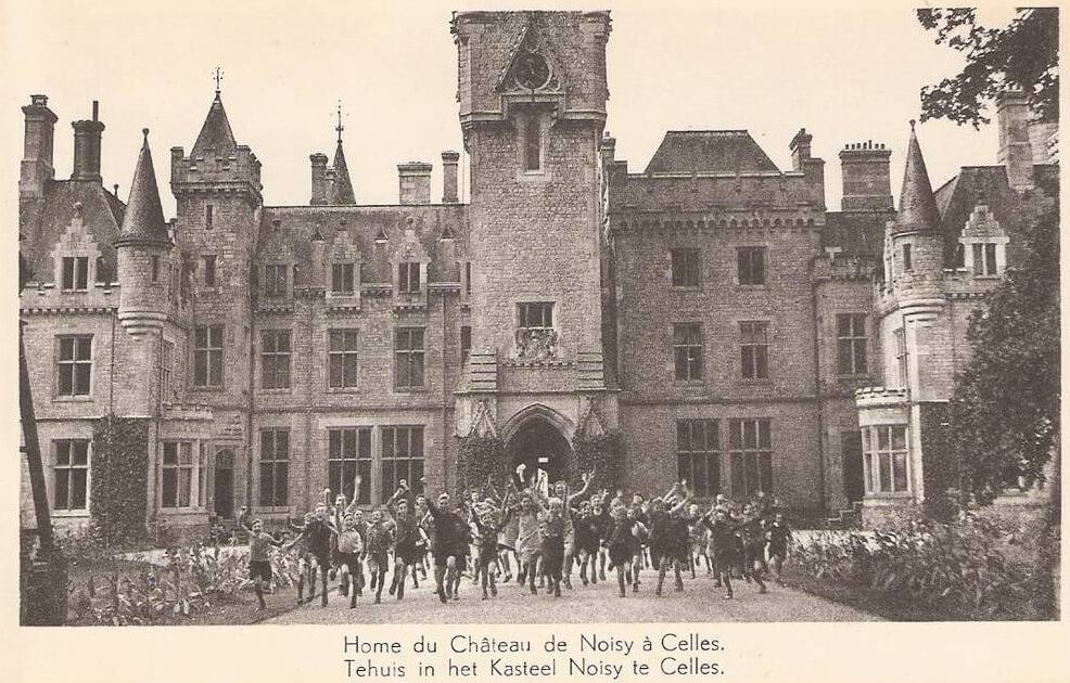 chateau de noisy Miranda Castle