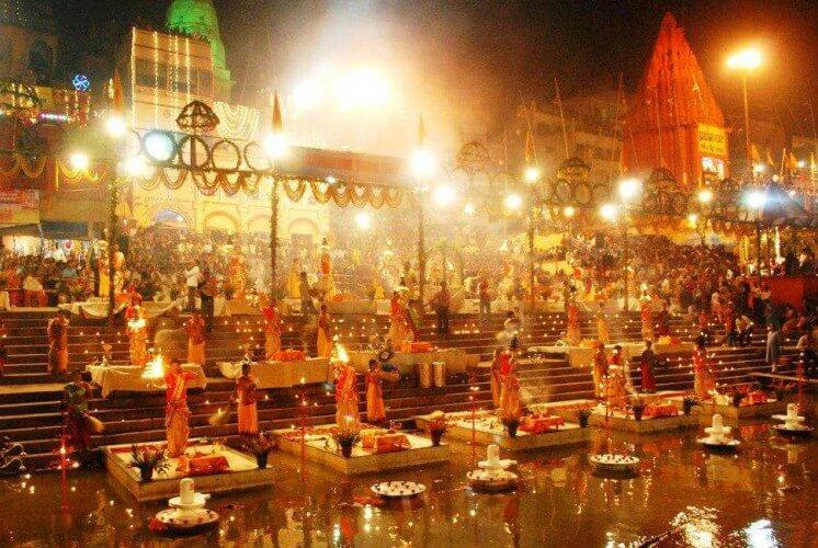 Banaras/varanasi Dashashwamedh Ghat