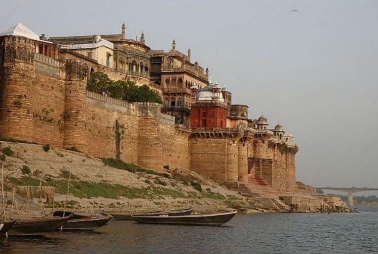 Ramnagar Fort & Museum in banaras/varanasi