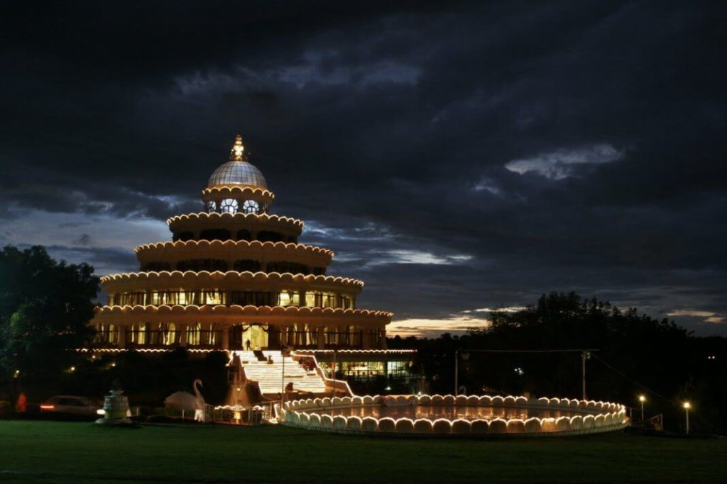 Art of living in bangalore