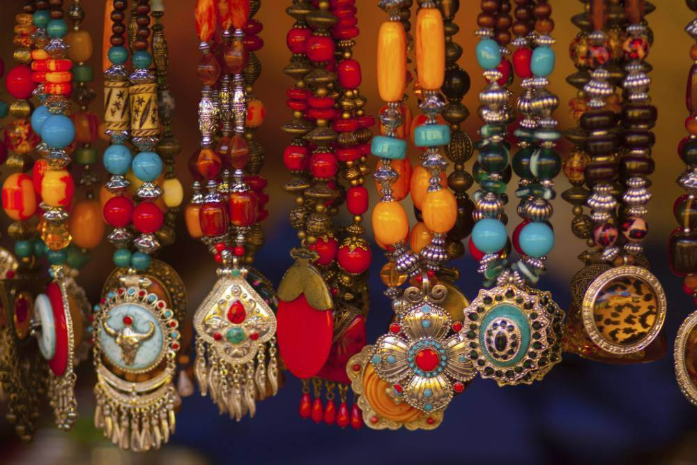 Street shopping in bangalore