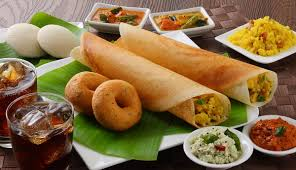 south indian food in bangalore