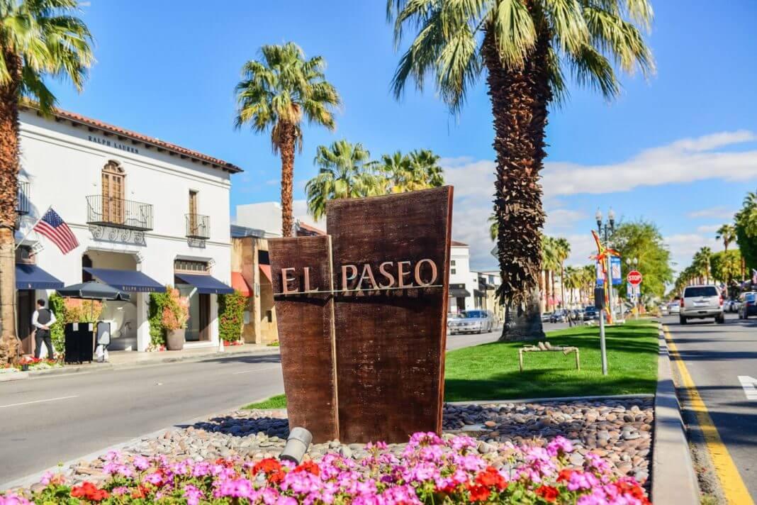 Enchanting Shopping experience at El Paseo