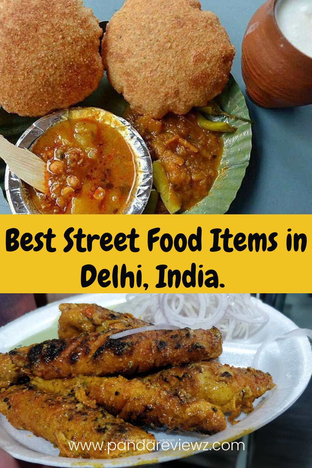 best street food of delhi