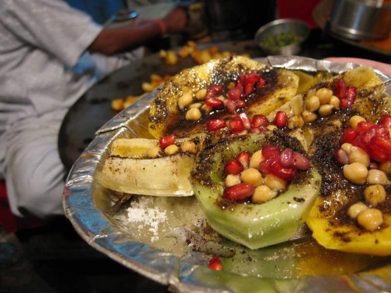 fruit chaat delhi