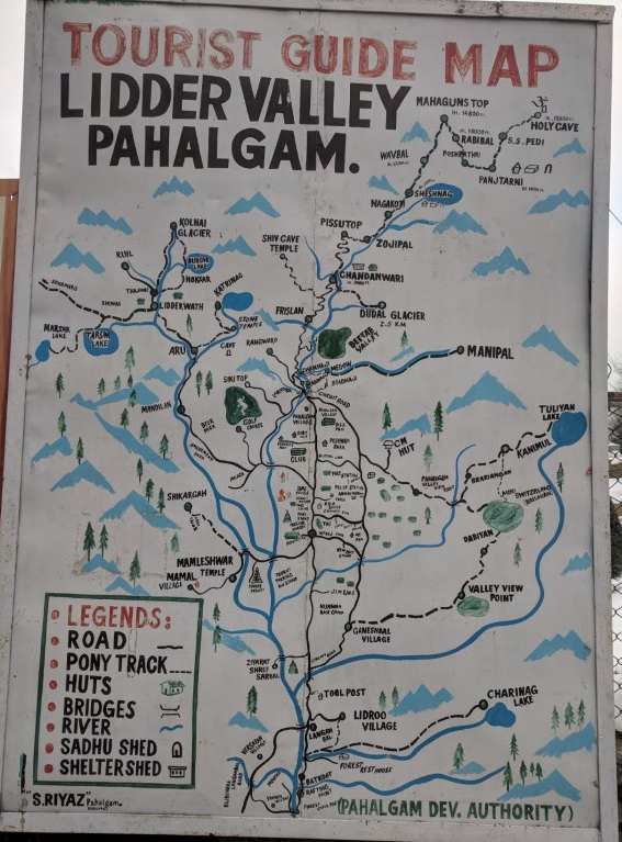liffer valley pahalgam