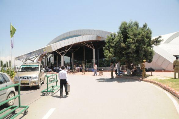 How to reach Srinagar from Jammu - Srinagar Airport