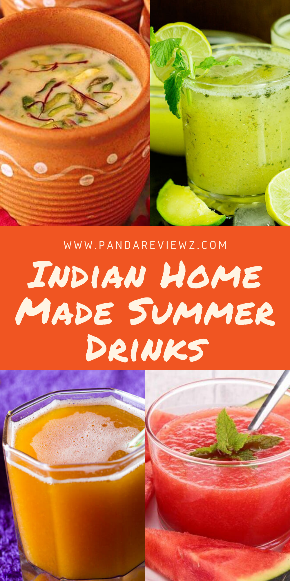 summer drinks in india