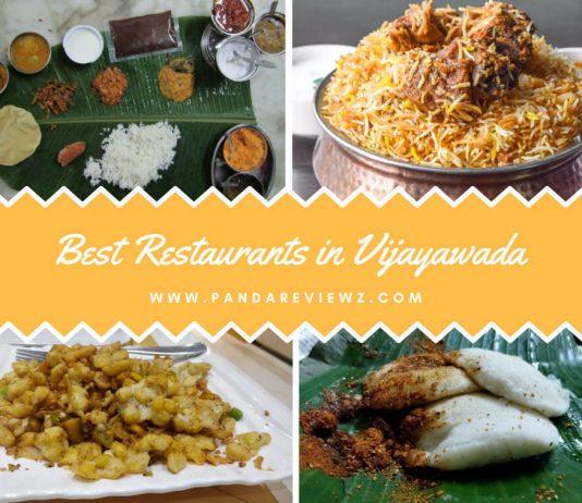Restaurants in Vijayawada