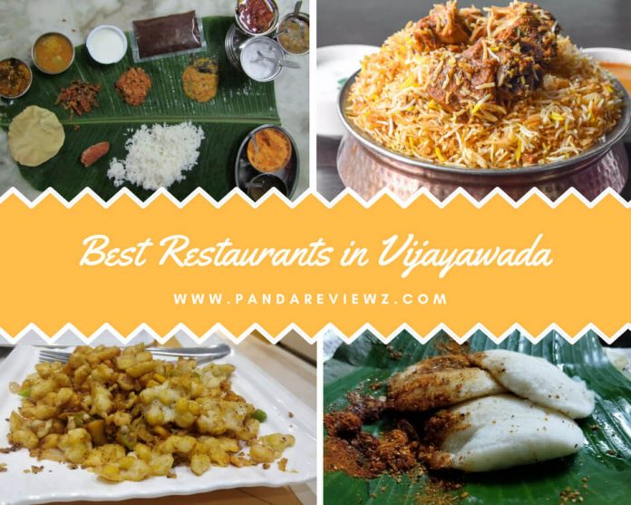 Restaurants in Vijayawada