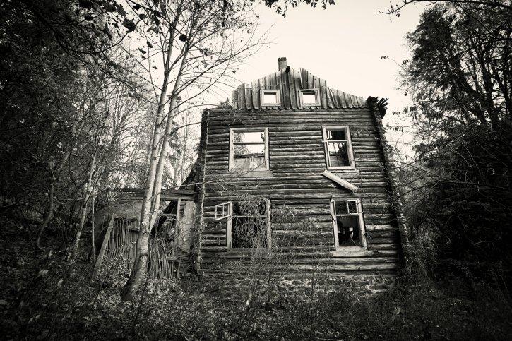 haunted house in delhi
