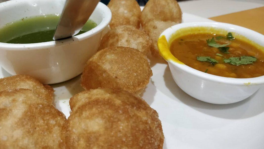 Temptations Vijayawada pani puri