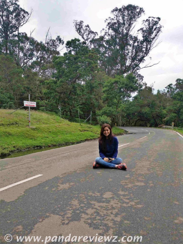 Roads in kodaikanal