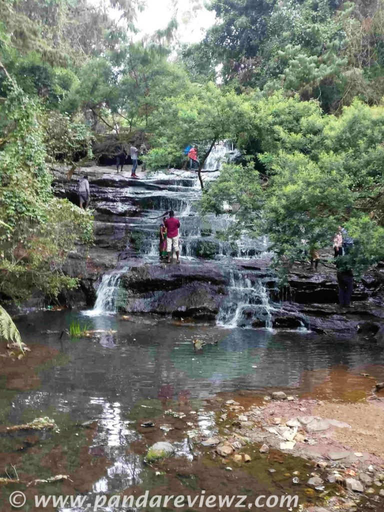 Pambar falls kodaikanal