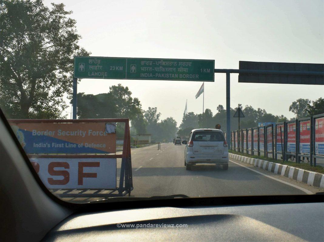 How to Reach Wagah Border