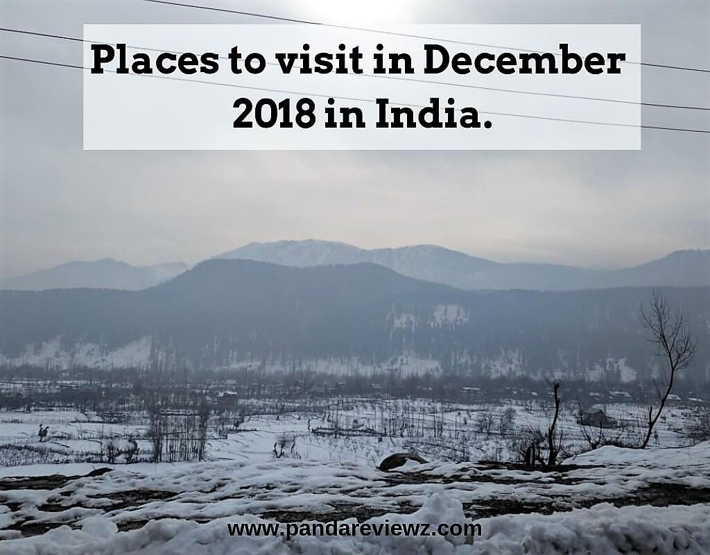 25 best places to visit in december in india panda. Black Bedroom Furniture Sets. Home Design Ideas