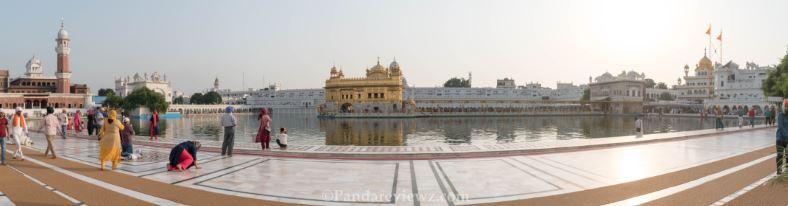 The Golden Temple ( Harmandir Sahib)