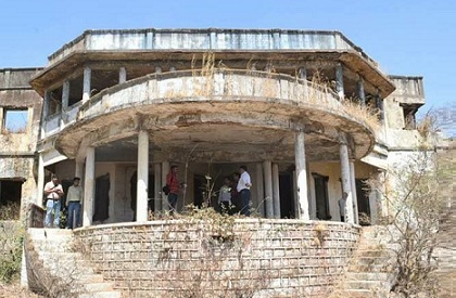 Haunted House in bhopal Bhoot Bangla
