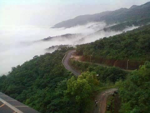 Roads of Kiriburu