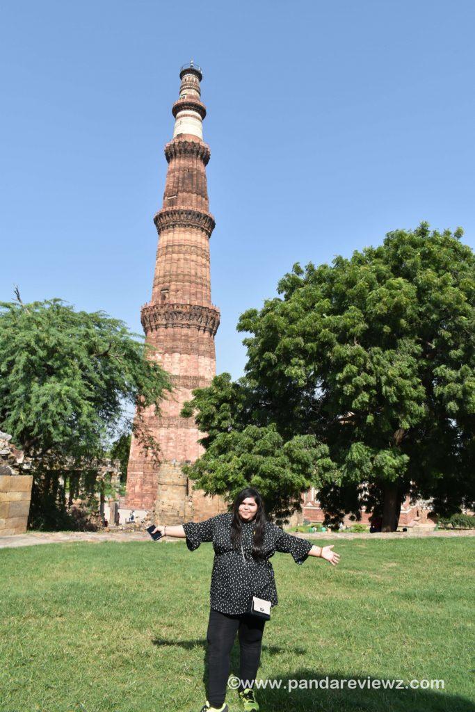 qutub minar photography delhi