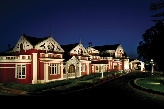 Haunted places in ooty