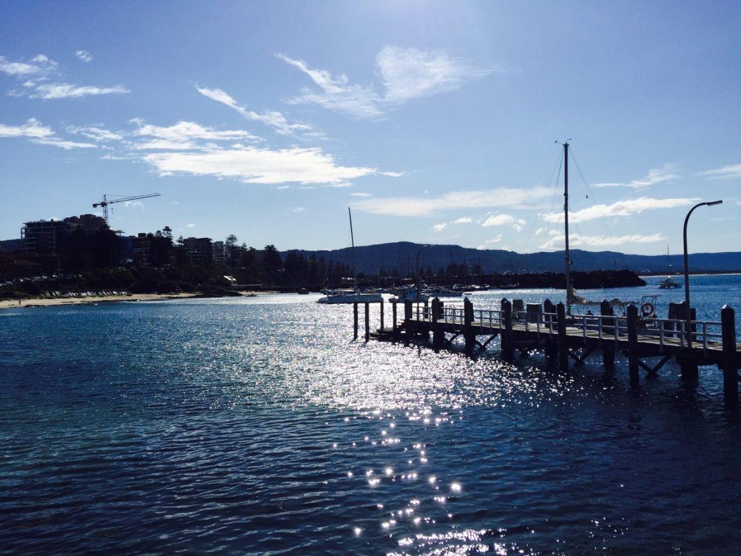 Beach Cove Belmore Basin Wollongong