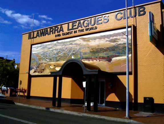 oldest Club in wollongong