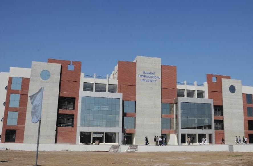 Gujarat technical university haunted