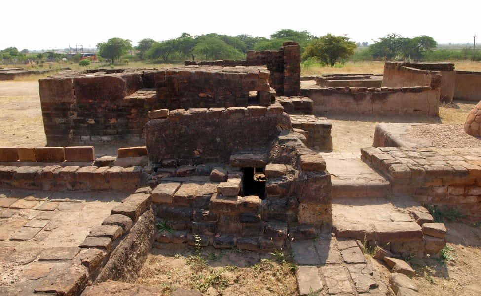 Lothal haunted places near ahmedabad