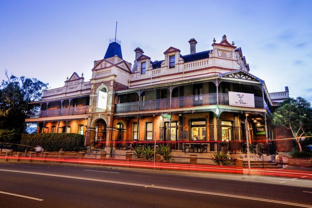 bulli heritage hotel
