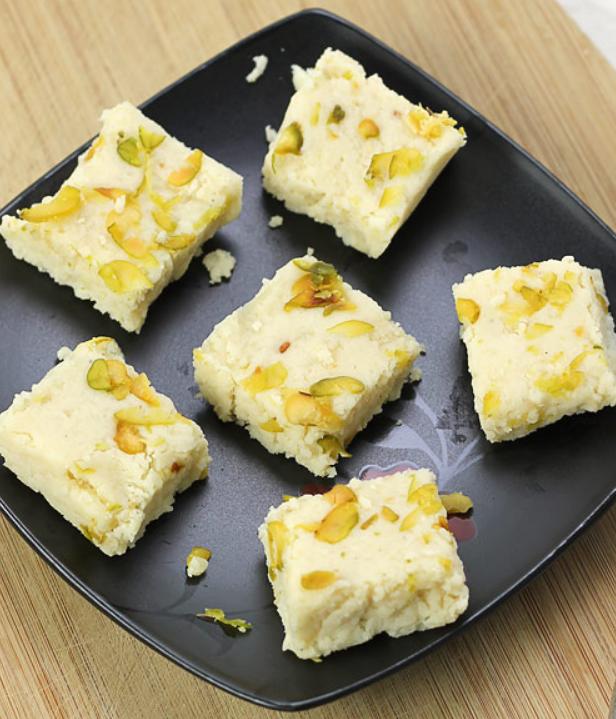 kalakand Rajasthani sweet