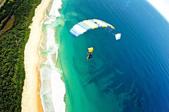 skydive-wollongong-sydney