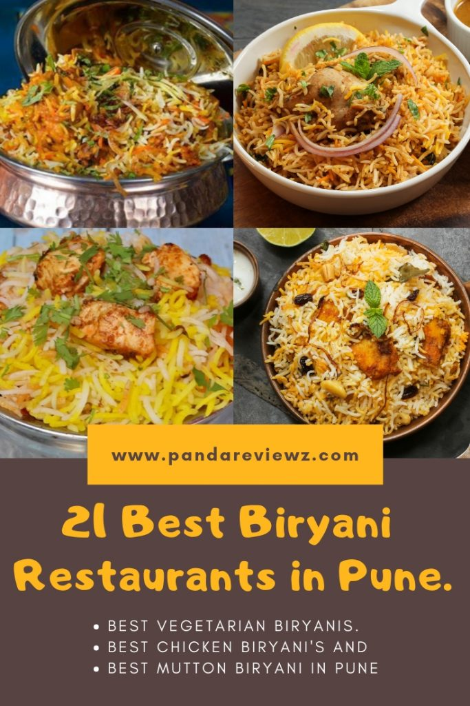 Best biryani in pune