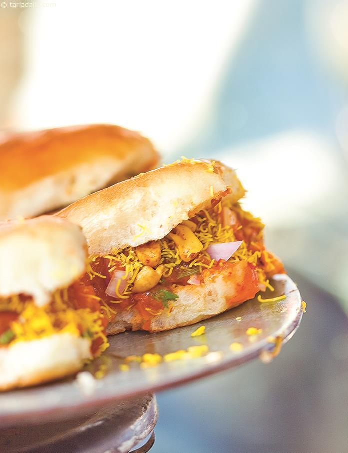 Dabeli Kutchi Gujarati snacks