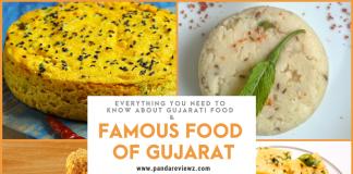GUJARATI FOOD ITEMS