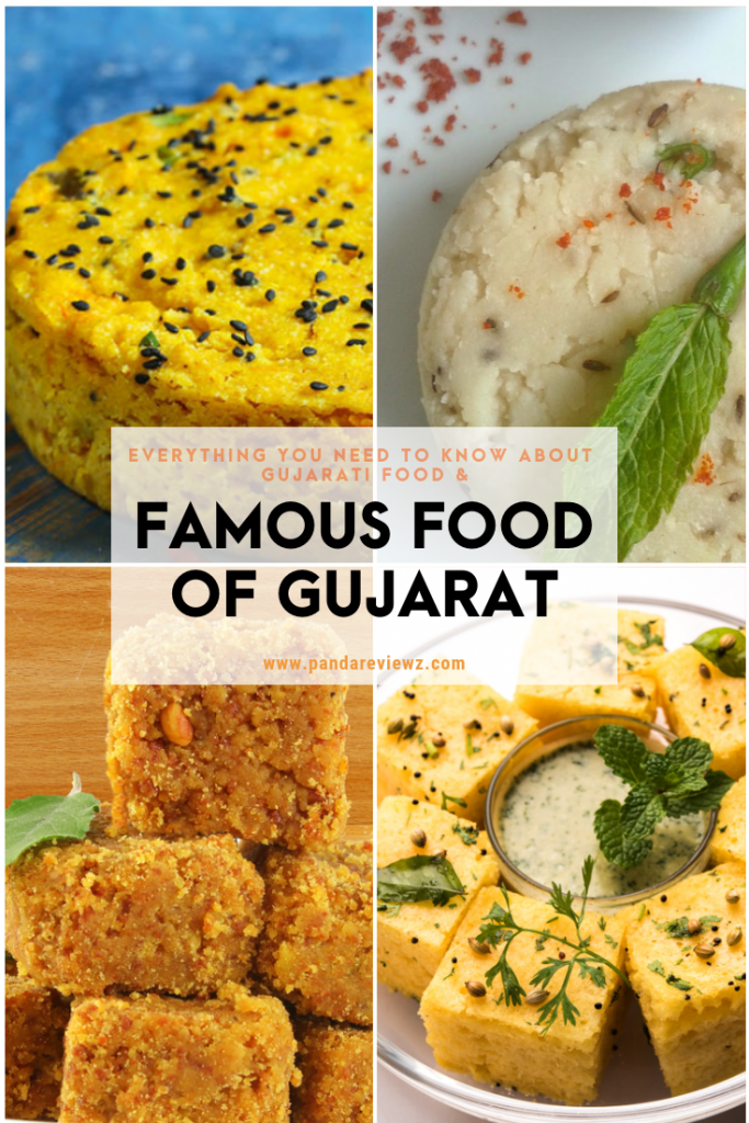 FAMOUS FOOD OF GUJARAT