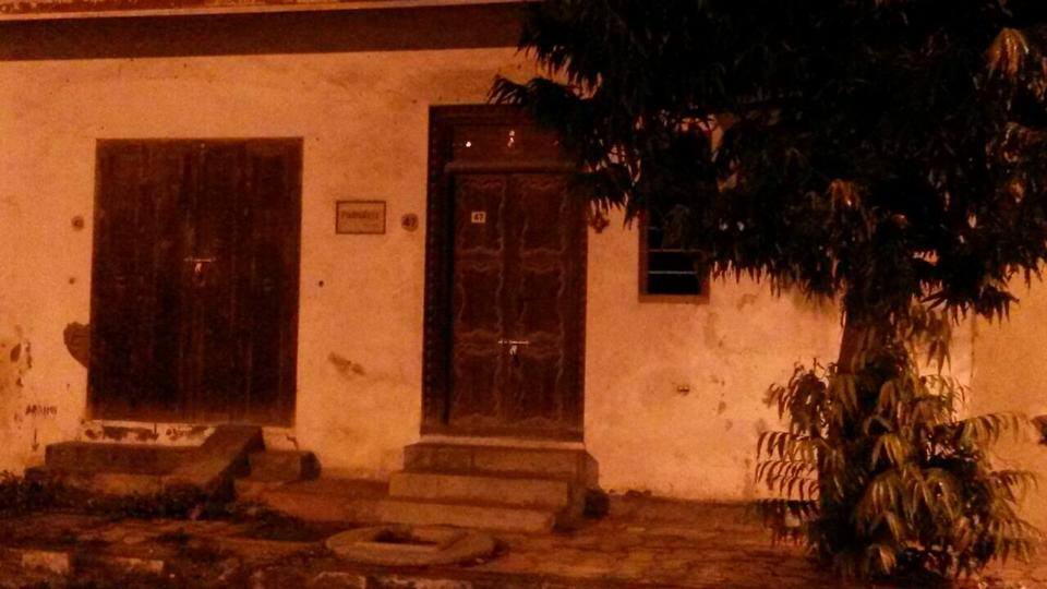 Haunted house in pondicherry
