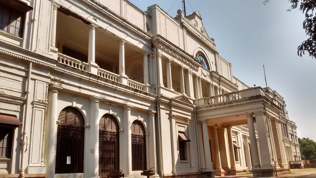 Lal bagh palace indore haunted