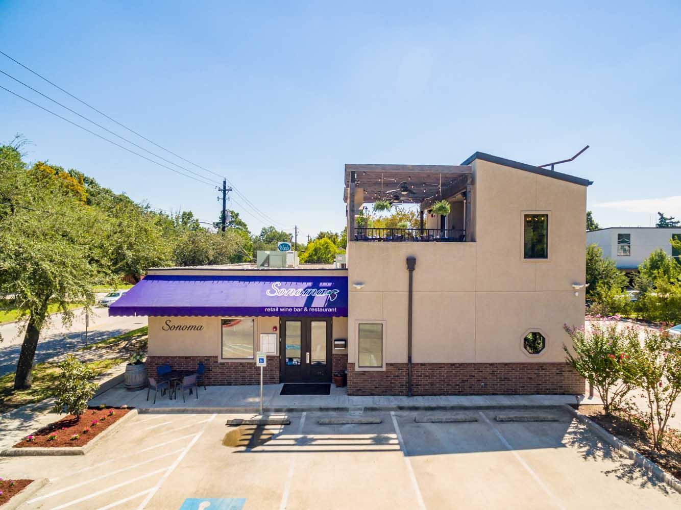 Sonoma restaurant houston