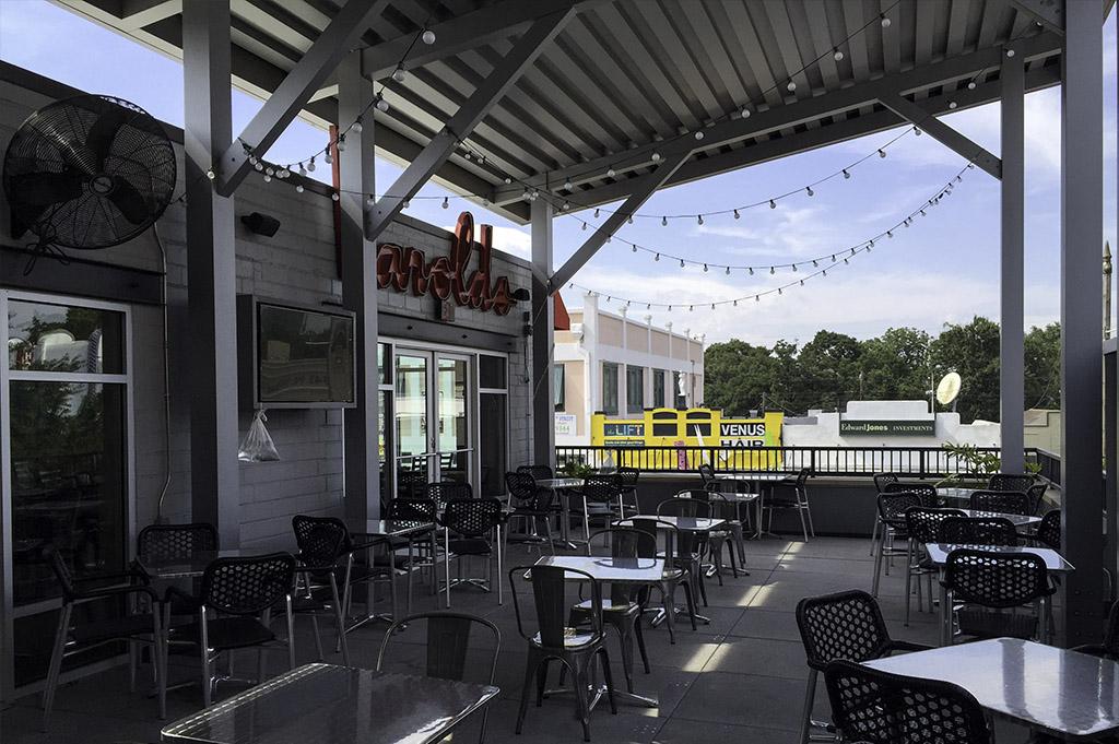 rooftop restaurants in houston texas usa
