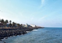 haunted beach road in pondicherry